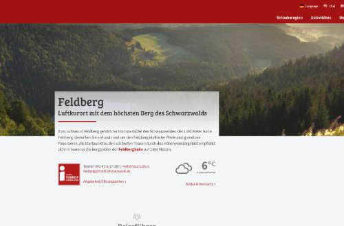 Feldberg-Ausflug